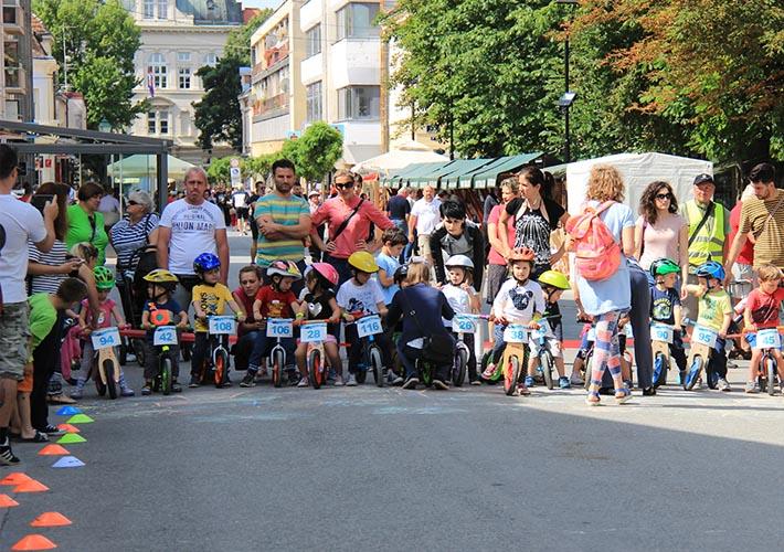 Biciklističko natjecanje za najmlađe 2017. godine